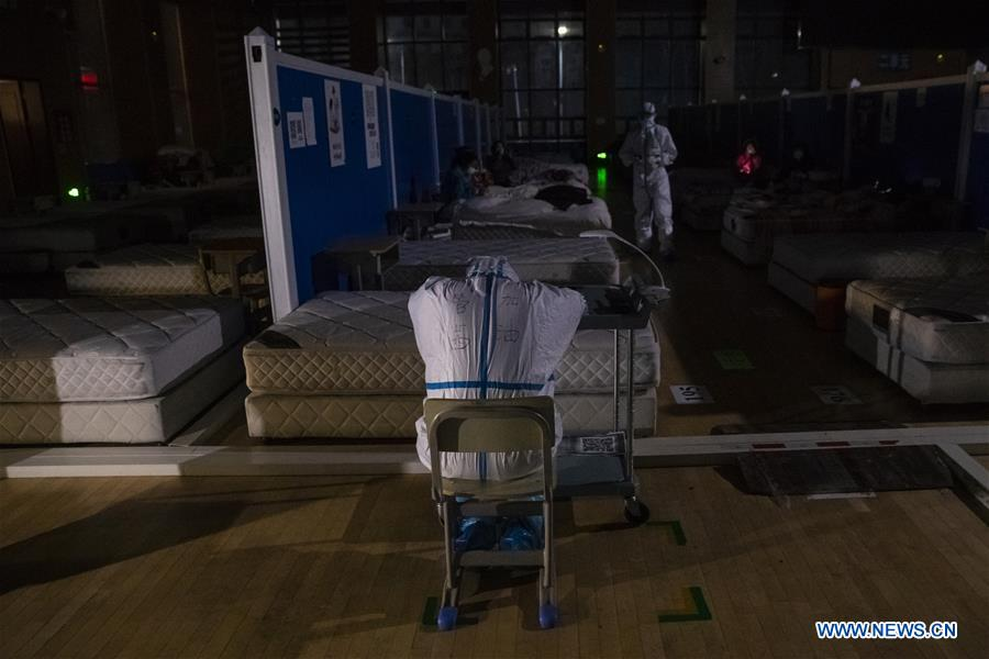 Wuhan to suspend last two temporary hospitals