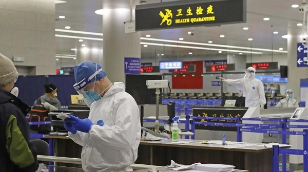 Shanghai airports strengthen measures