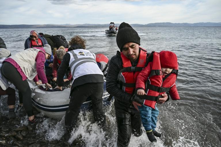 Erdogan holds Brussels talks as EU mulls taking in child refugees
