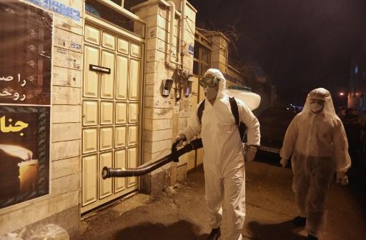 Iran reports 958 new cases of COVID-19