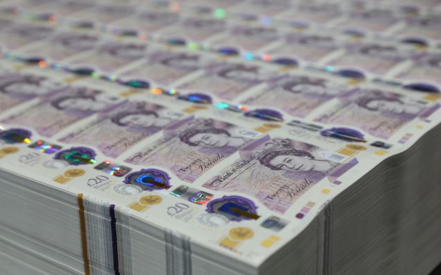 Bank of England cuts main interest rate to 0.25 percent