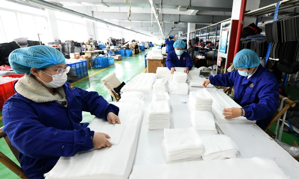 SMEs working hard to resume production