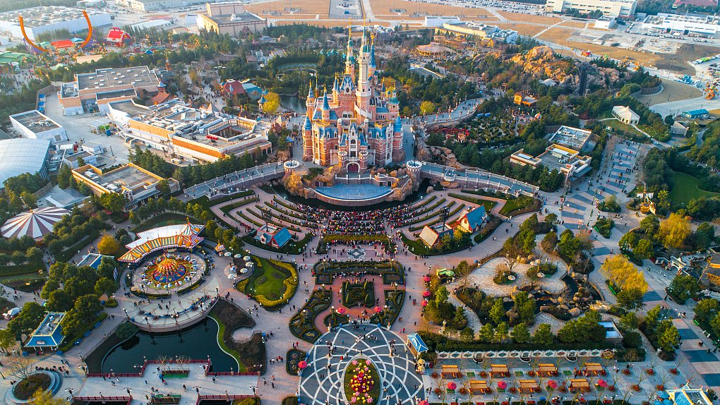 Shanghai Disneyland remains closed, parts of the resort will reopen
