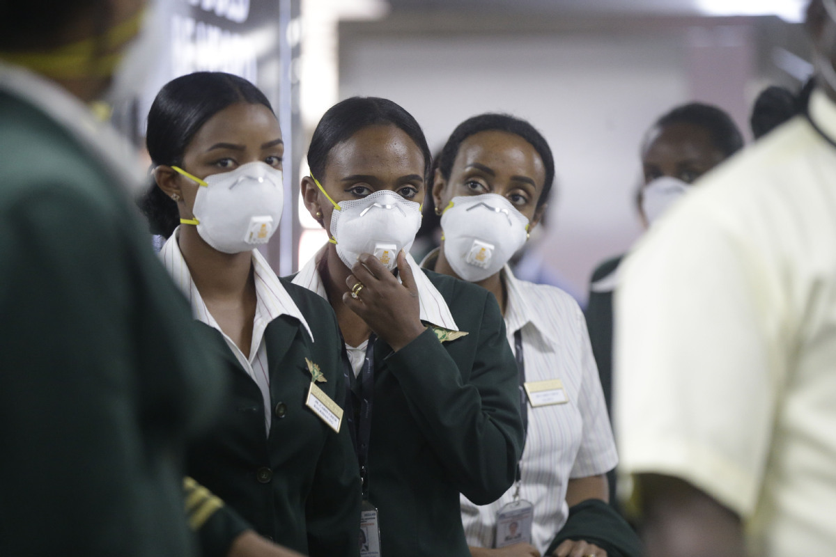 South African health ministers strategize on novel coronavirus mitigation