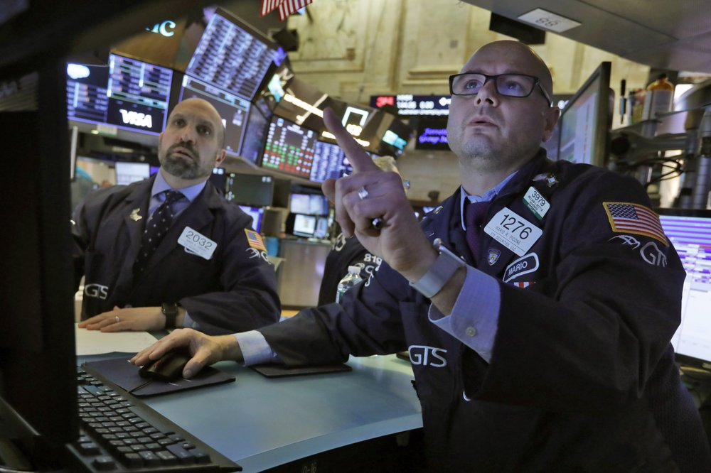 Dow rallies more than 1,100 points after worst session since 2008