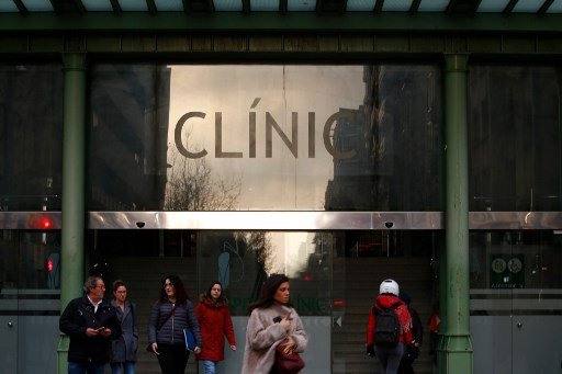 Spain virus toll passes 2,000, with 47 deaths