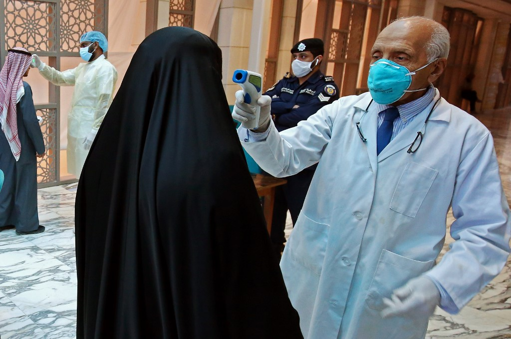 COVID-19 cases in Kuwait rise to 72