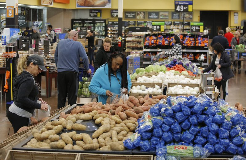 US consumer prices grew 0.1% in February as food costs rose