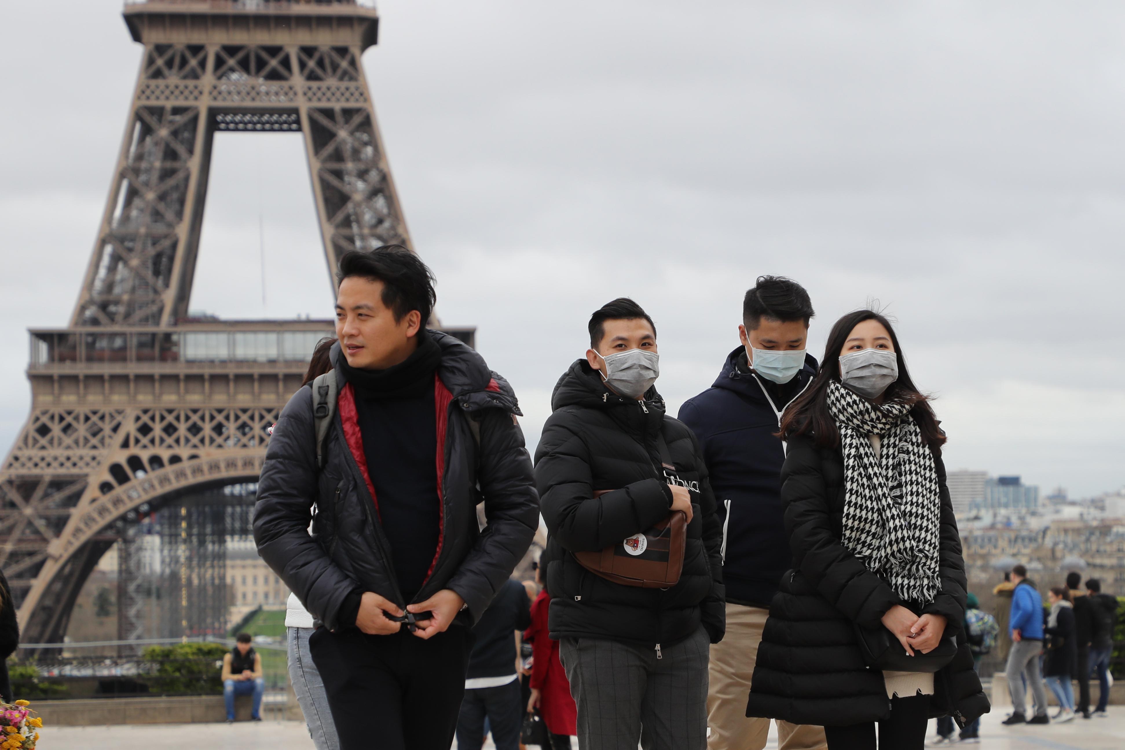 France confirms 2,281 coronavirus cases, fatalities at 48