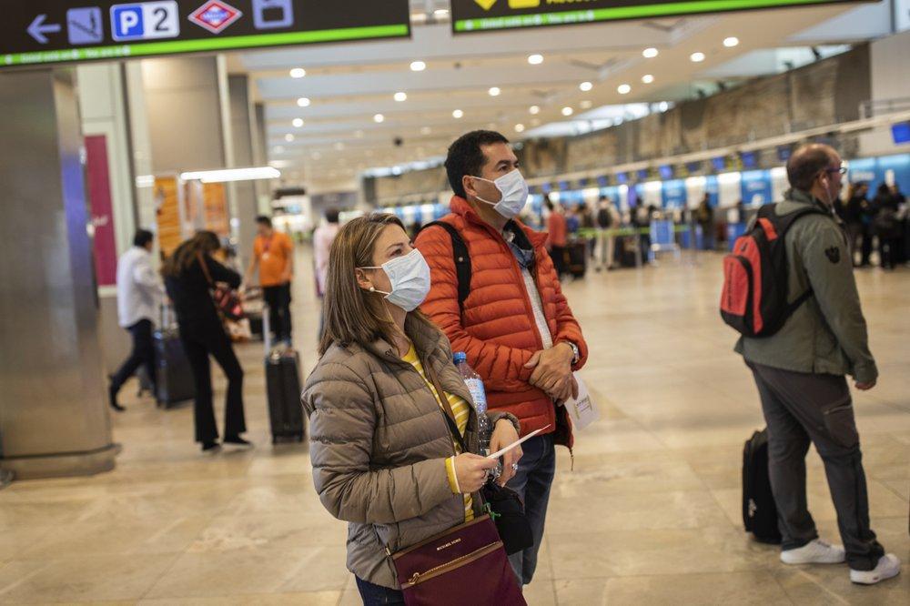 EU warns against 'economic disruption' after Trump Europe travel ban