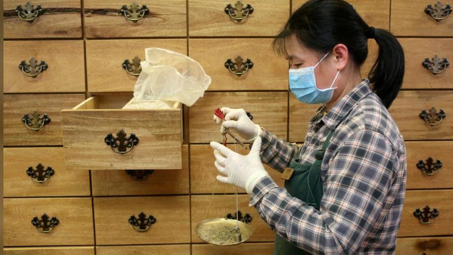 US coronavirus threat fuels demand for Traditional Chinese Medicine