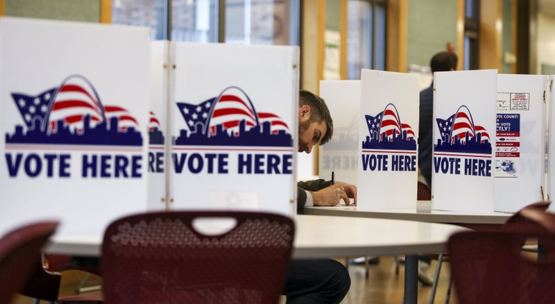 A state-by-state look at Democratic primaries