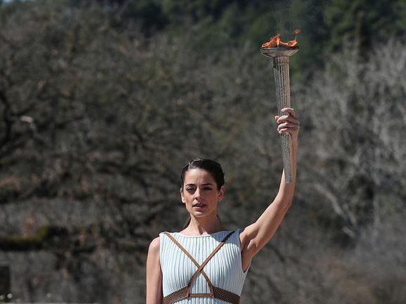 Olympic flame for Tokyo 2020 provides beacon of hope following lighting ceremony in Ancient Olympia