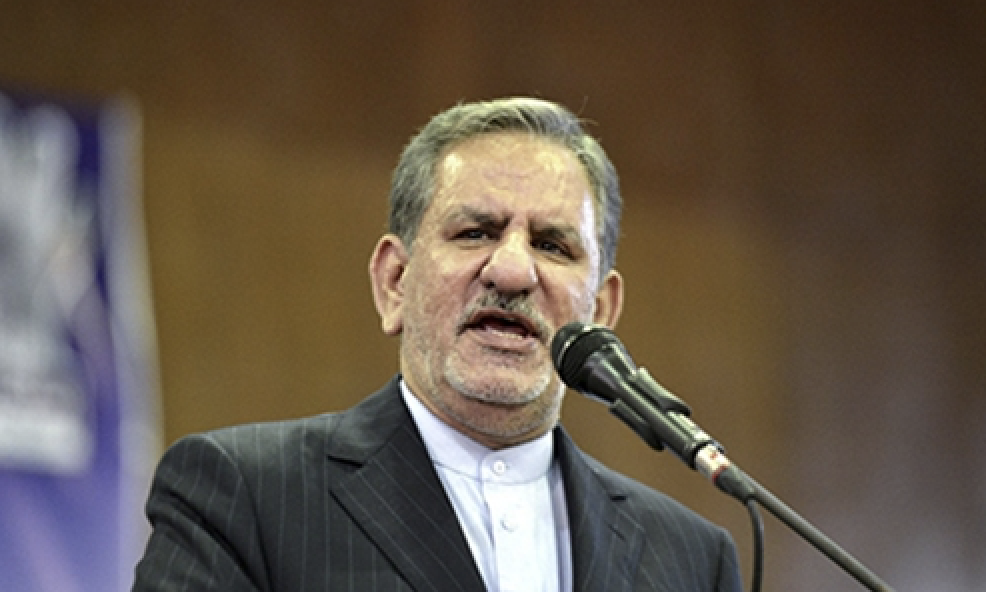 Iran's first Vice President tested positive for COVID19: Iranian media