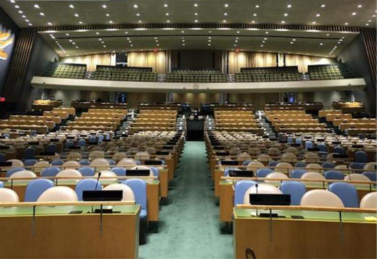 UN confirms 1st COVID-19 case at New York headquarters
