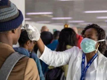 15 African countries report confirmed cases of COVID-19