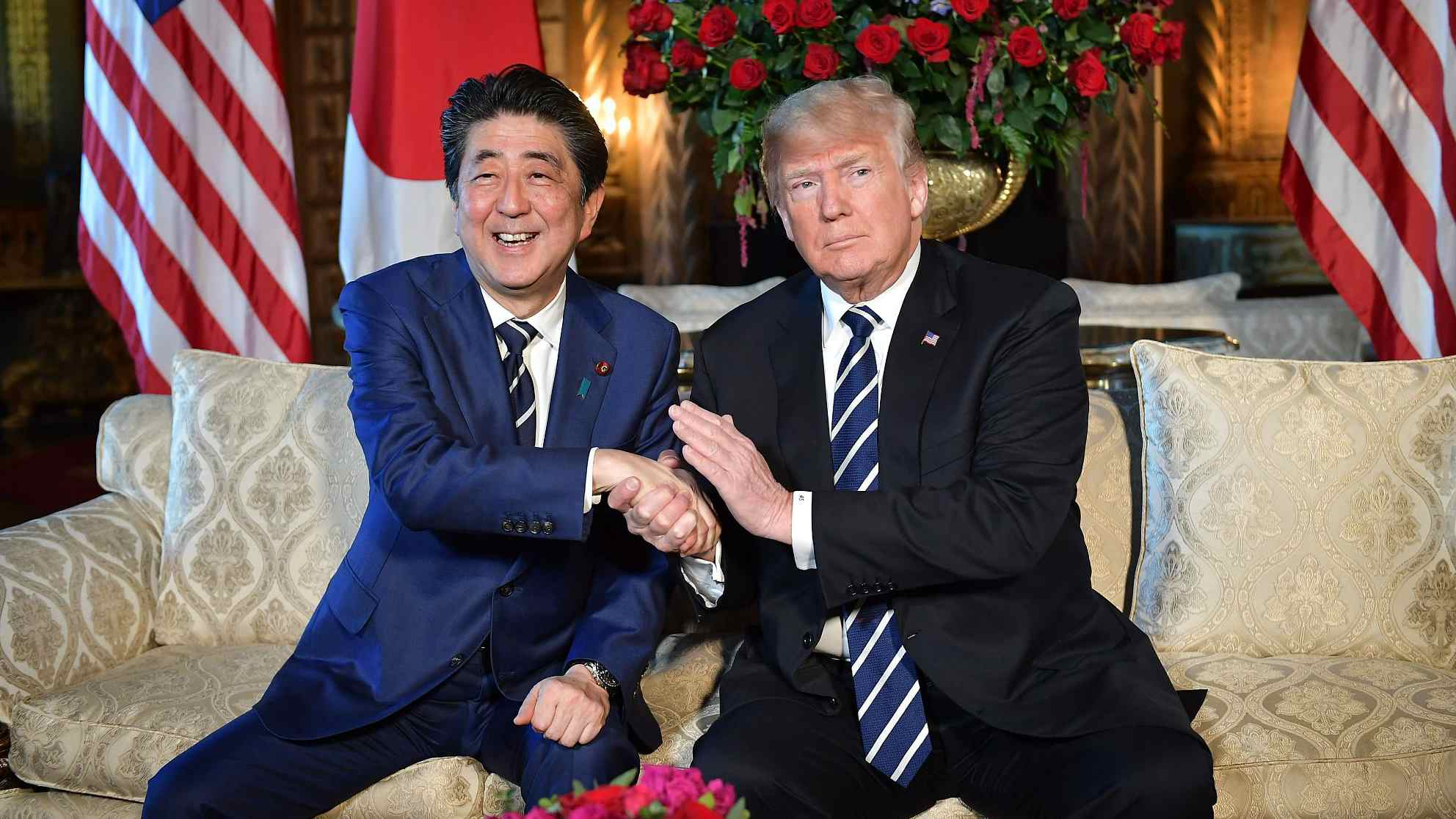 Abe, Trump hold phone talks after US leader suggests postponing Tokyo Olympics