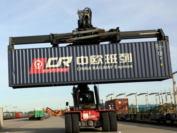 China's freight volume steadily recovering