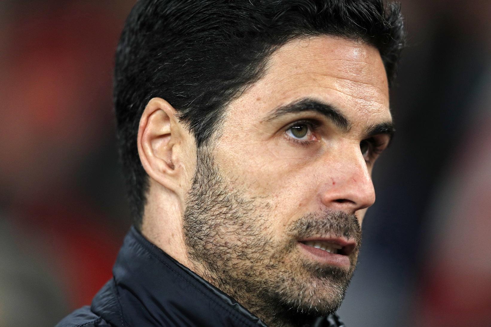 Arsenal manager Arteta tests positive for coronavirus