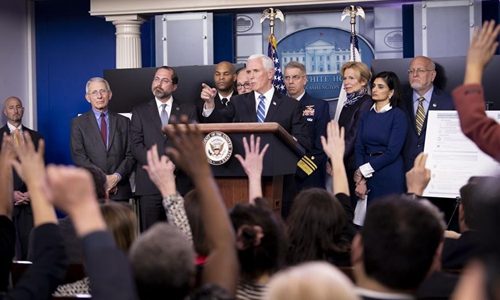 US keeps public in dark over COVID-19