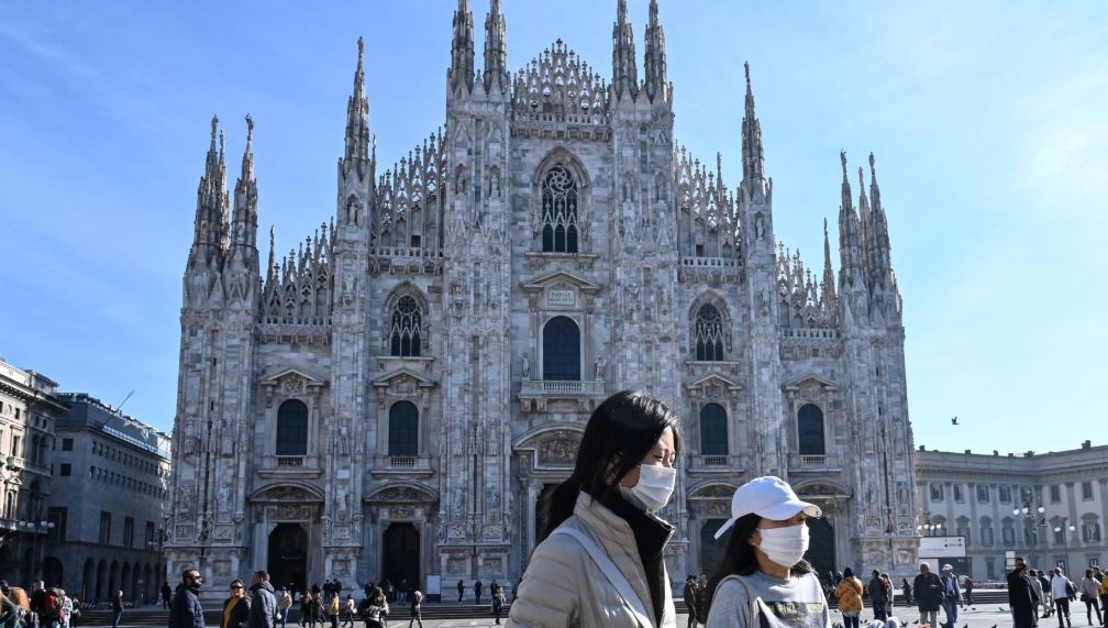 Italy's COVID-19 death toll surpasses 1,000