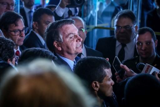 Brazil's Bolsonaro tests negative for coronavirus