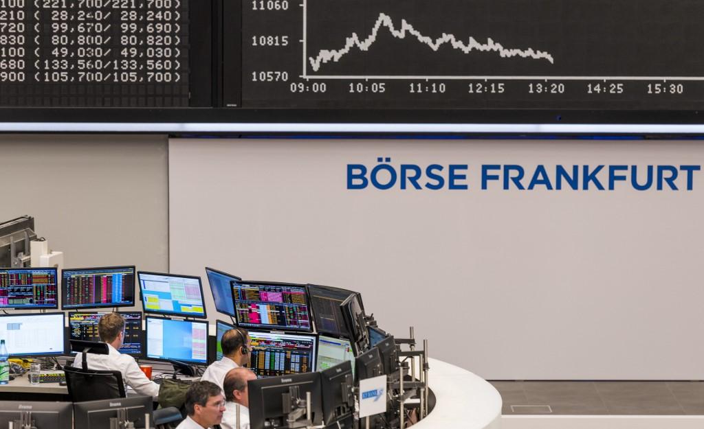 European stock markets rebound at open; London up 3%