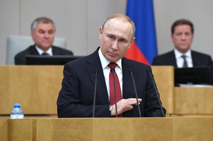 Putin signs Russia's constitutional reform law