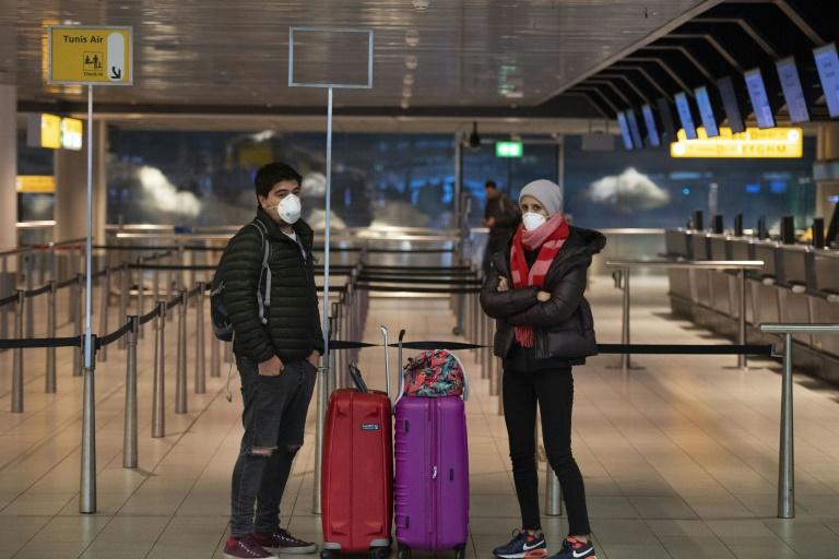 US declares virus emergency as new epicenter Europe locks down