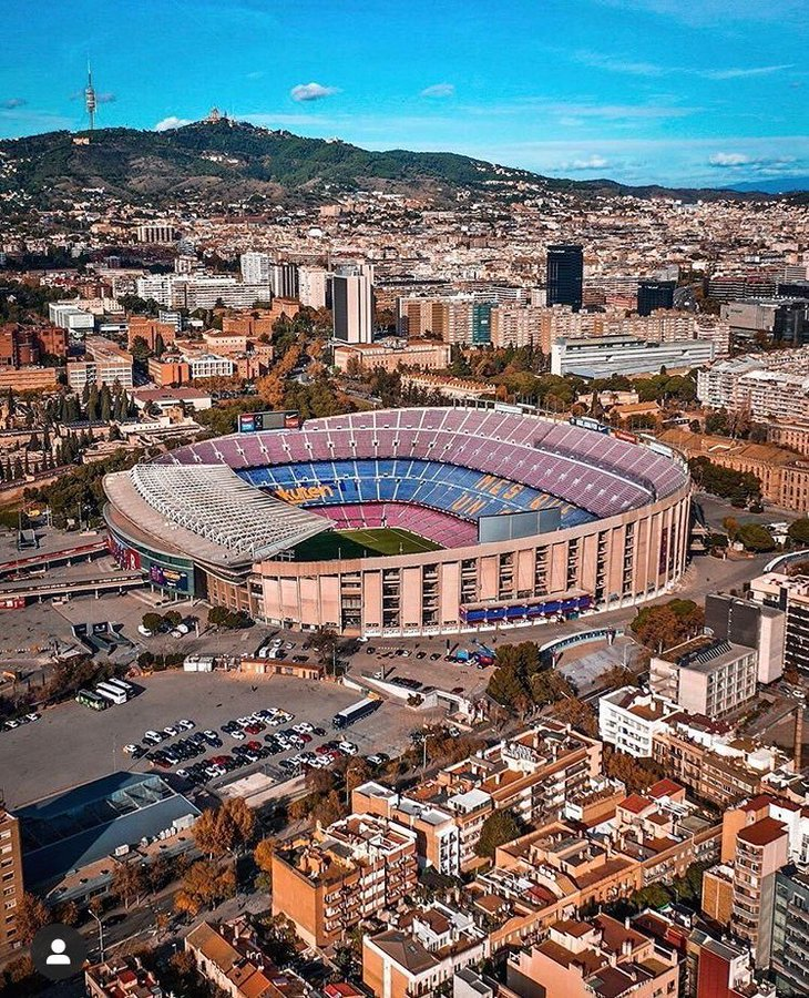 FC Barcelona suspends all activity because of Covid-19