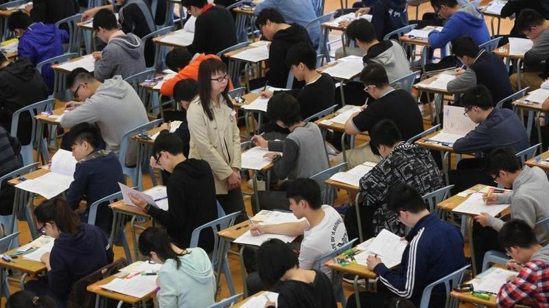 Quarantine clock ticks as entrance exams count down
