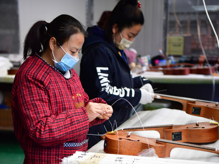 China able to manage impact on supply chain