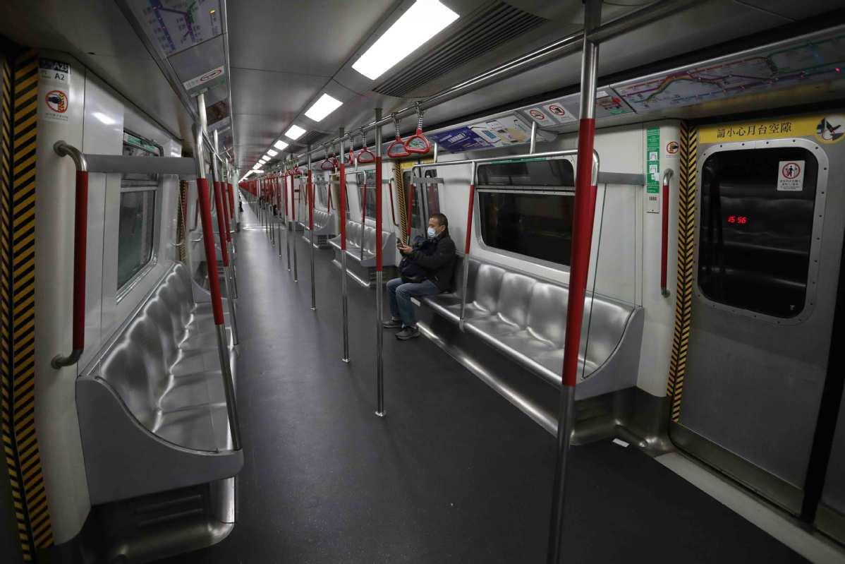 HK adds Schengen Area to quarantine list