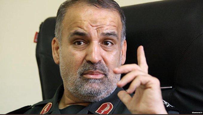 Iran's IRGC commander dies of coronavirus