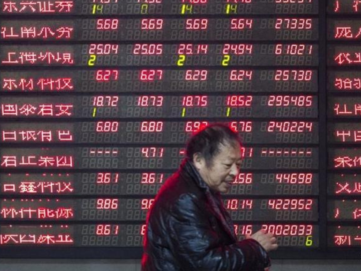 China's stock market attracts 895,400 new investors in February