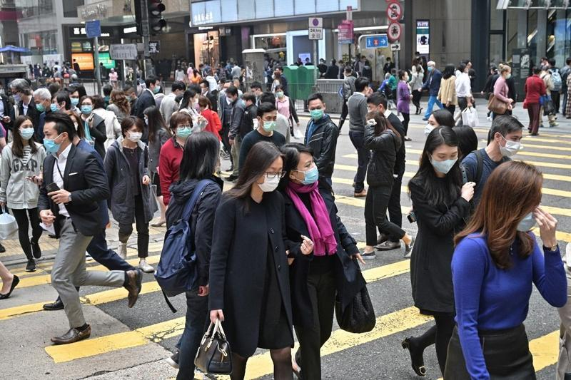 HK reports 4 new infections, tally at 141