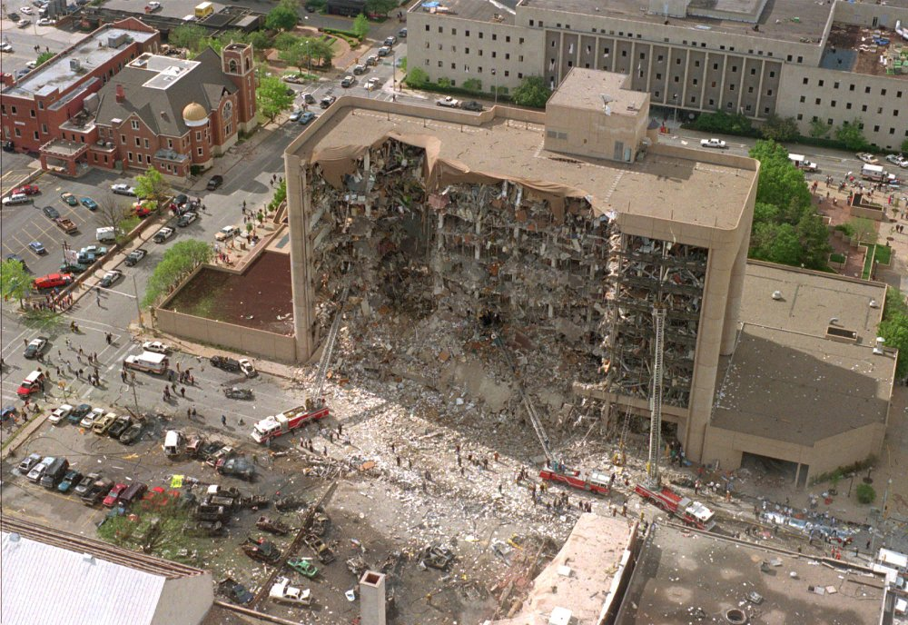 Oklahoma City marks bombing anniversary with artistic events