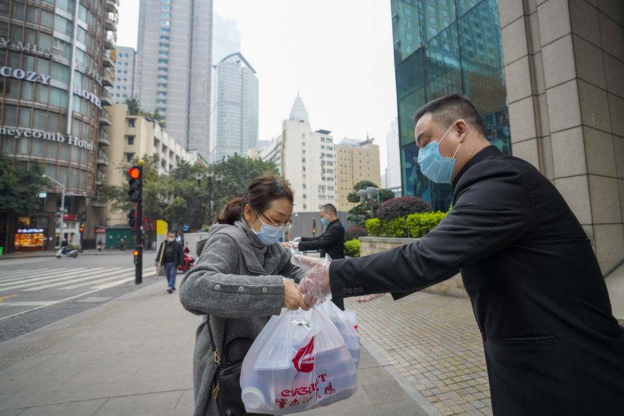 More Chinese provinces cleared of COVID-19 cases