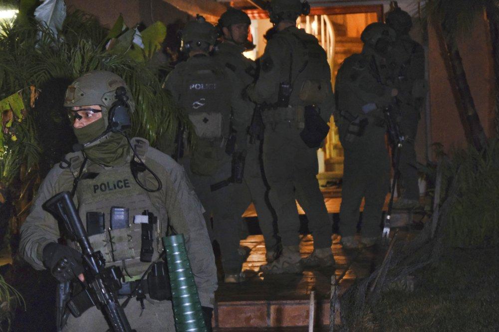 Inside massive DEA raid targeting drug cartel