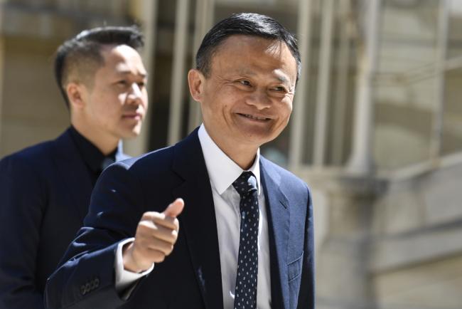 Chinese billionaire Jack Ma offers US virus test kits, masks