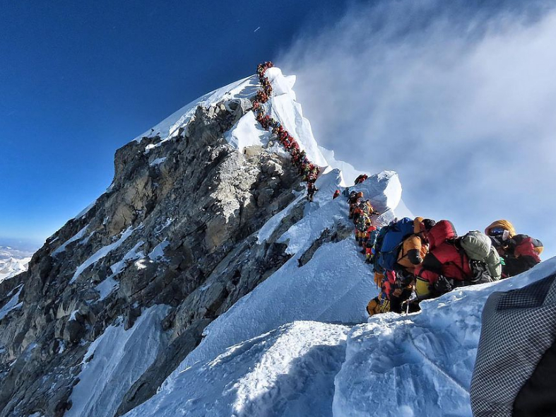 Tibet to suspend foreign climbing expeditions