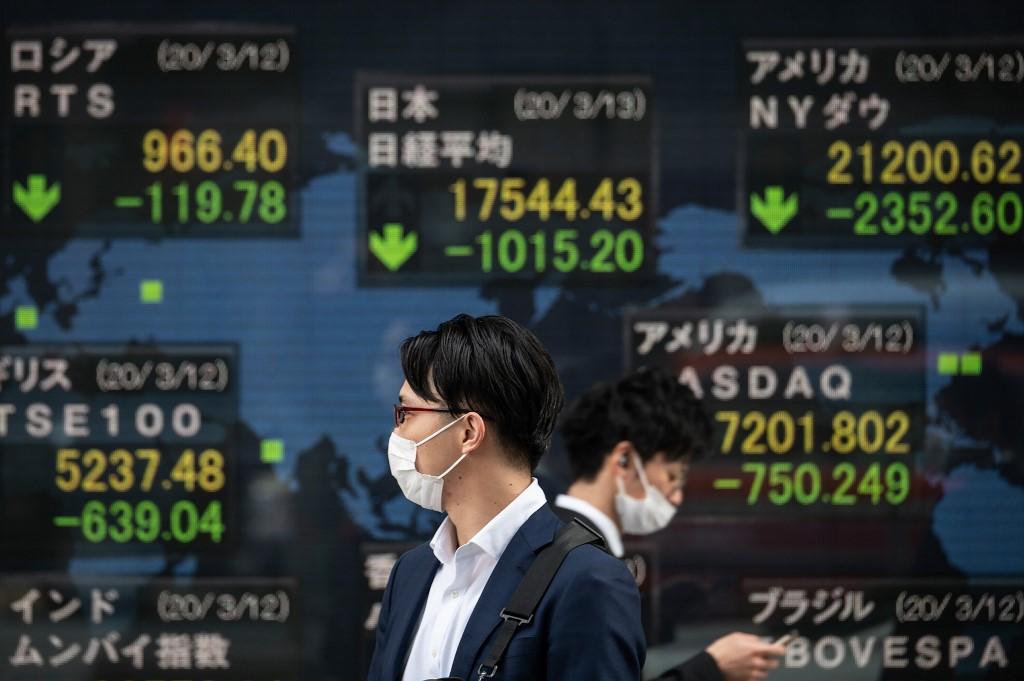 Tokyo's Nikkei drifts lower as investors await BoJ meeting