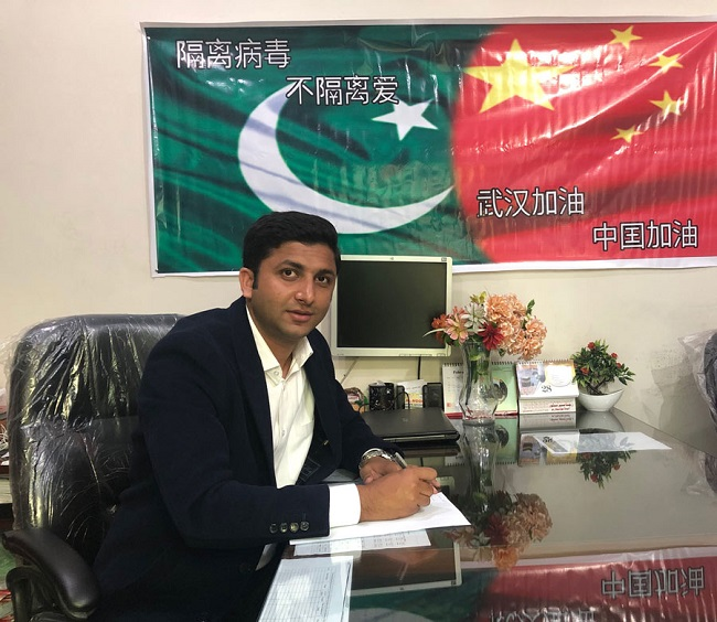 Fight against epidemic, Pak-China friendship continues