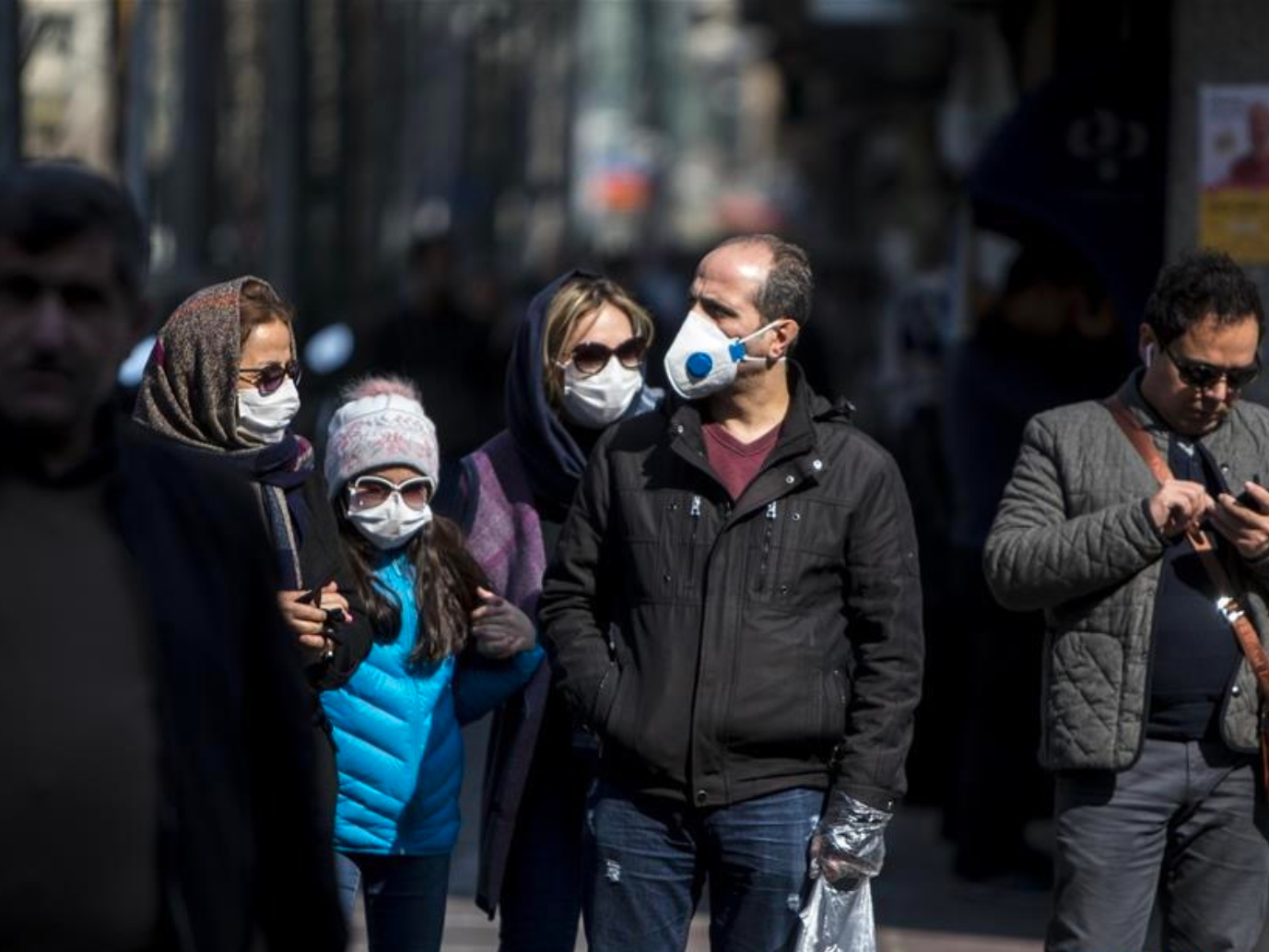 Iran reports 1,053 more cases of COVID-19, total at 14,991