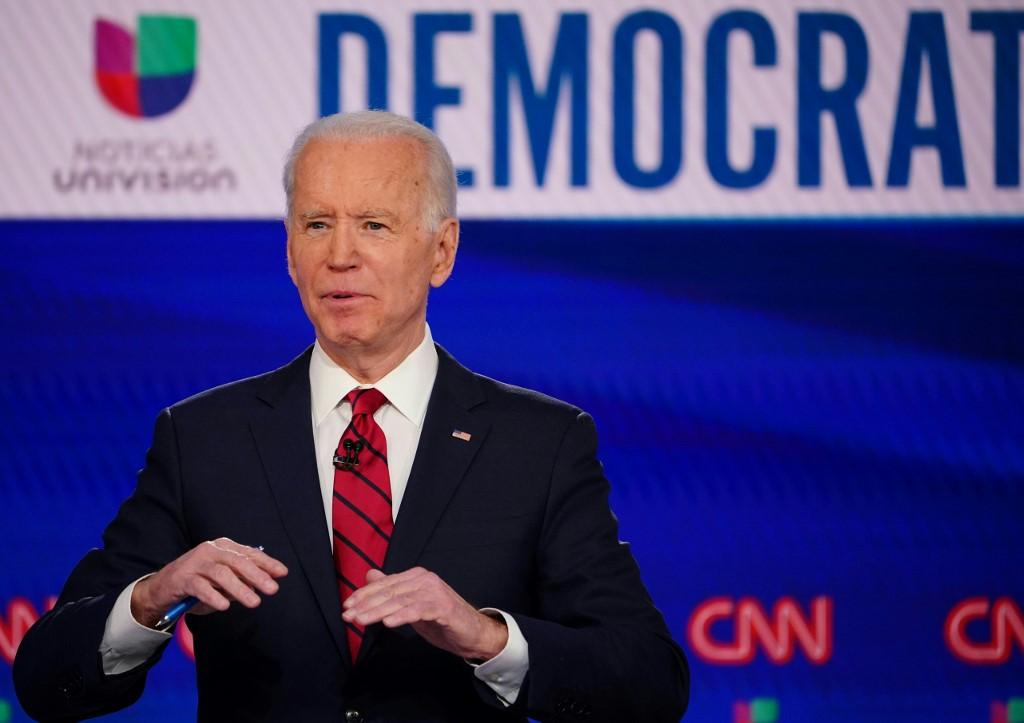 Biden to pick female running mate if he is Democratic nominee