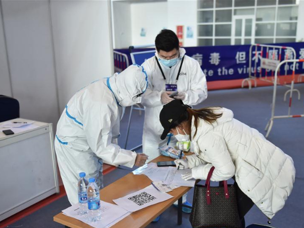 Beijing reports 6 imported COVID-19 cases