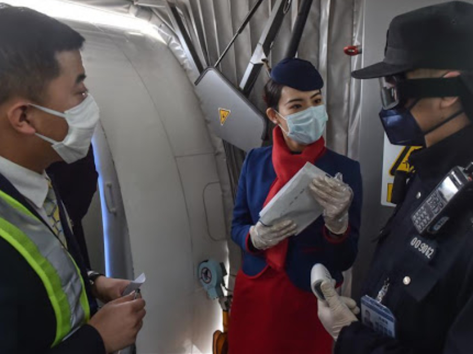 China sees 120,000 daily border entries since COVID-19 declared pandemic