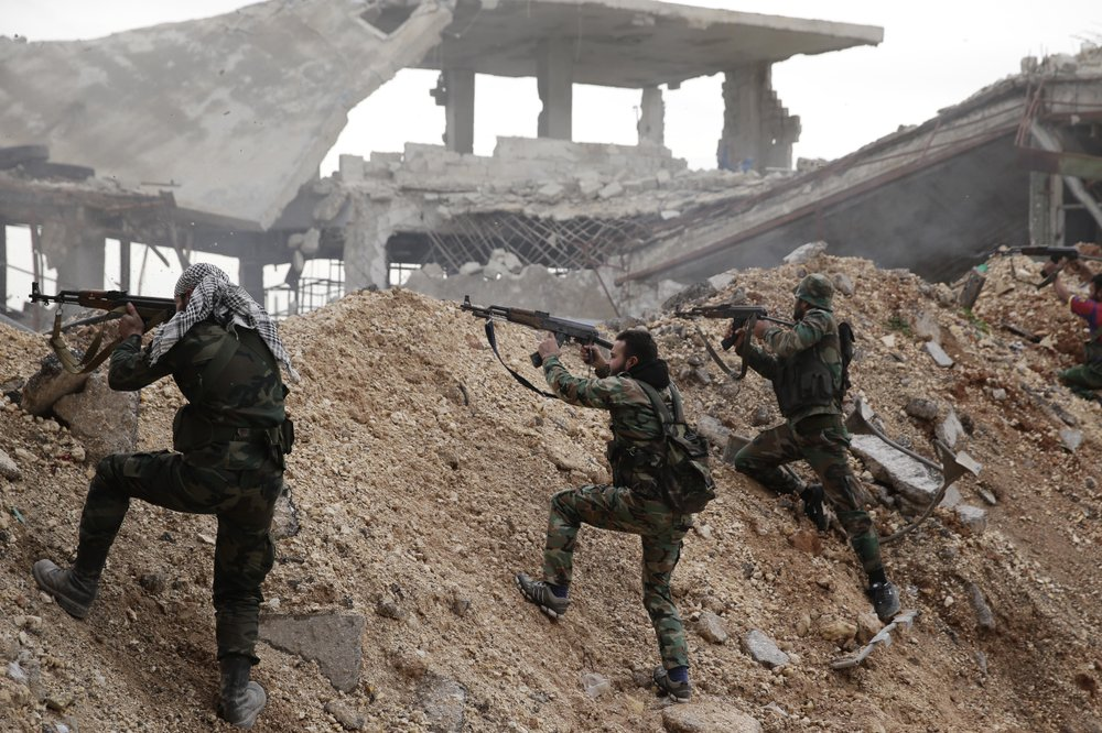 Syrian war, rumbling into 10th year, still has global impact