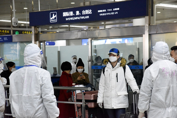 Beijing reports 5 imported COVID-19 cases