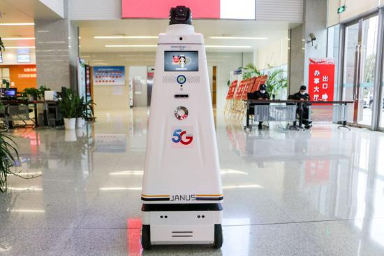 China goes high-tech in fight against coronavirus